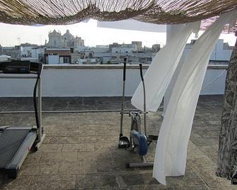 I Pizzicati - Uggiano la Chiesa - Rooftop