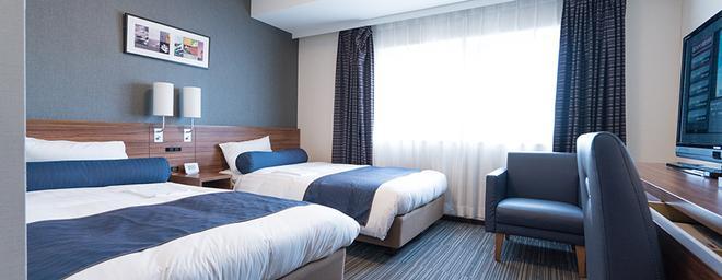 Via Inn Tokyo Oimachi - Tokyo - Bedroom