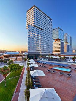 Hilton Diagonal Mar Barcelona - Barcelona - Budynek