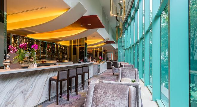 Chatrium Hotel Riverside Bangkok - Bangkok - Baari