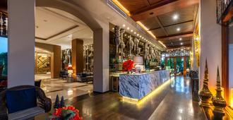 Chatrium Hotel Royal Lake Yangon - Yangon - Oleskelutila