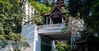 Chatrium Hotel Royal Lake Yangon - Rangoon - Bâtiment