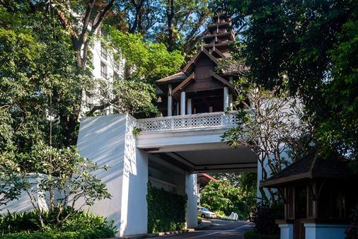 Chatrium Hotel Royal Lake Yangon - Yangon - Rakennus