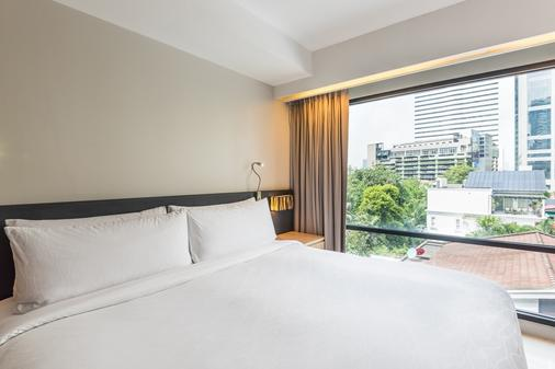 Maitria Hotel Sukhumvit 18 Bangkok- A Chatrium Collection - Bangkok - Bedroom