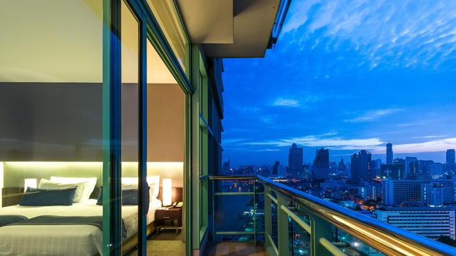 Chatrium Hotel Riverside Bangkok - Bangkok - Parveke