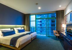 察殿曼谷河畔豪華酒店 - 曼谷 - 臥室