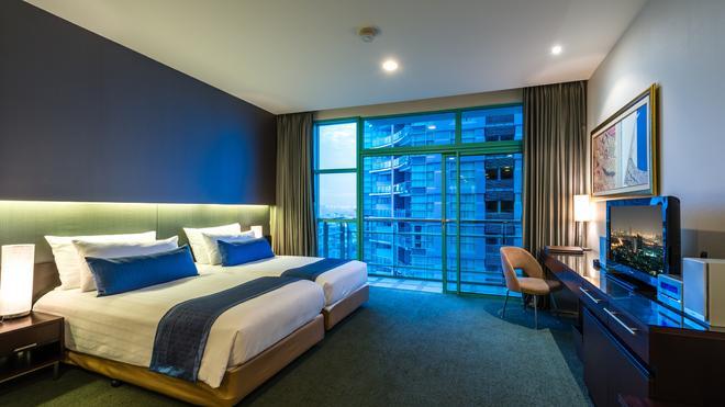 Chatrium Hotel Riverside Bangkok - Bangkok - Makuuhuone