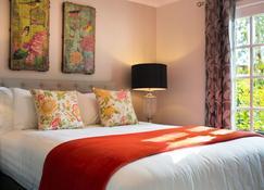 The Dudley Boutique Hotel - Daylesford - Schlafzimmer