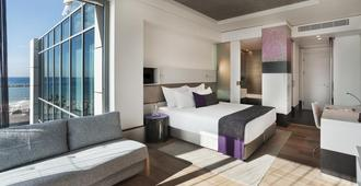 Royal Beach Hotel Tel Aviv by Isrotel Exclusive Collection - Tel Aviv - Makuuhuone