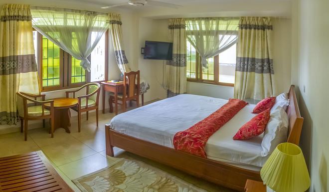 Abc Travellers Hotel - Dar es Salaam - Makuuhuone