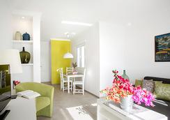 El Guarapo Apartamentos - Costa Teguise - Wohnzimmer
