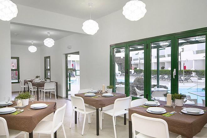 El Guarapo Apartamentos - Costa Teguise - Restaurant