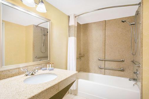 Wingate by Wyndham Savannah Airport - Savannah - Phòng tắm