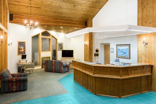 Days Inn by Wyndham Butte - Butte - Front desk