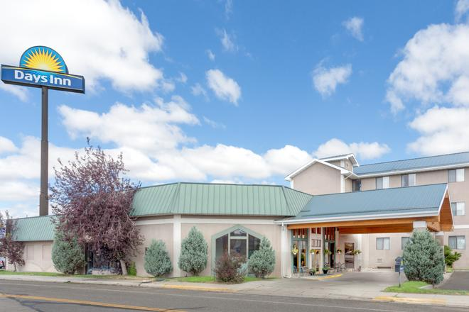 Days Inn by Wyndham Butte - Butte - Rakennus