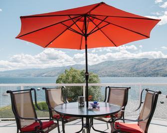 Davis Cove Resort - Peachland - Balcony