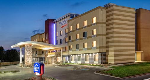 Fairfield Inn & Suites by Marriott North Bergen - North Bergen - Edificio