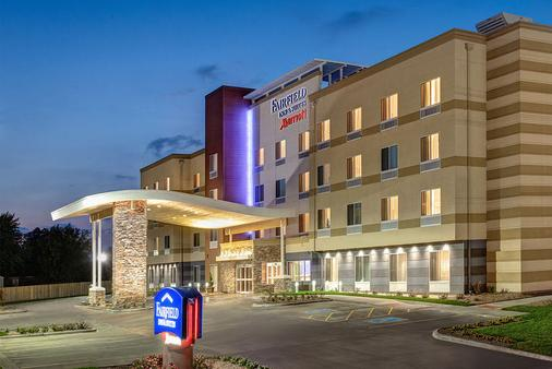 Fairfield Inn & Suites by Marriott North Bergen - North Bergen - Building