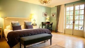 Villa Mazarin - Paris - Bedroom