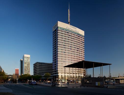 Gran Hotel Torre Catalunya - Barcelona - Rakennus