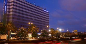 Expo Hotel - Valencia - Gebäude