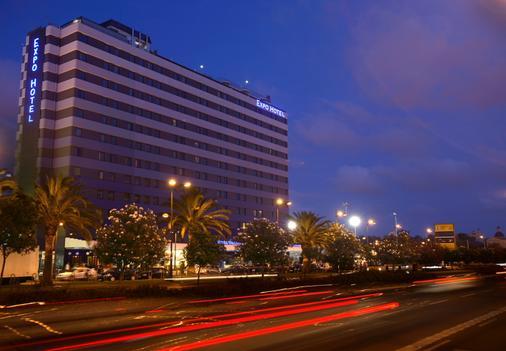 Expo Hotel Valencia - Valence - Bâtiment