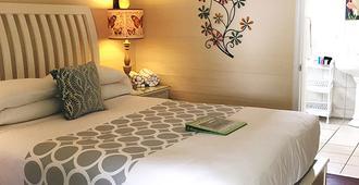 Duval Gardens - קי ווסט - חדר שינה