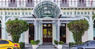薩拉託加酒店 - 哈瓦那 - 建築
