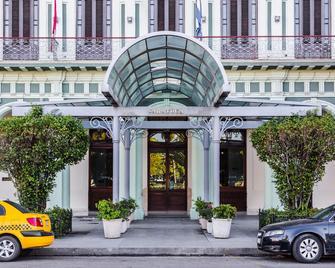 Hotel Saratoga - La Habana - Edificio