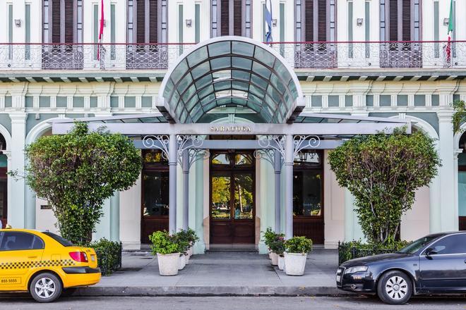 Hotel Saratoga - Havana - Toà nhà