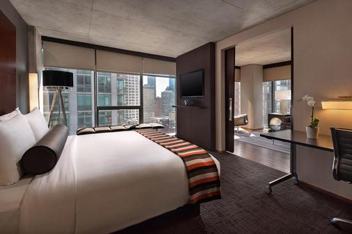 Eurostars Magnificent Mile - Chicago - Bedroom