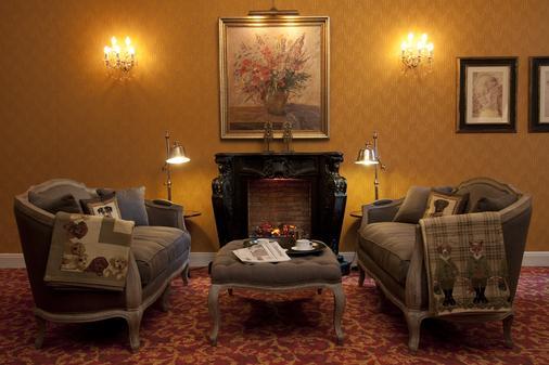 Hotel City House - Hamburg - Lounge