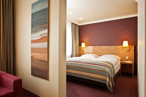 Best Western Raphael Hotel Altona - Hamburg - Bedroom