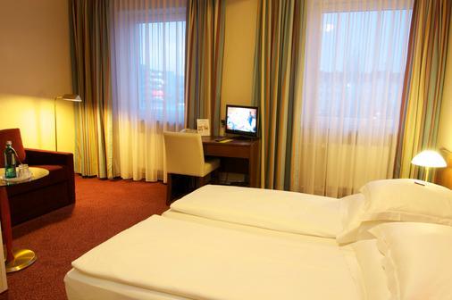 Hotel Central - Hamburg - Phòng ngủ