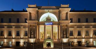Radisson Blu Hotel, Nantes - Нант - Здание