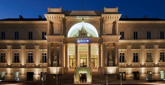 Radisson Blu Hotel, Nantes - Νάντη - Κτίριο