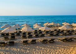 I Resort Beach Hotel & Spa - Adults Only - Hersonissos - Beach