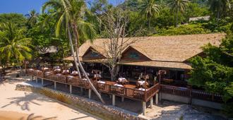 Sensi Paradise Beach Resort - Ko Tao - Bygning