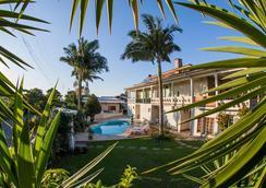 珊瑚旅館 - Penha - 游泳池