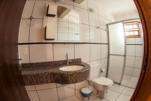 珊瑚旅館 - Penha - 浴室