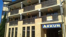 Hotel Arkun Leba - Łeba - Edificio