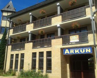 Hotel Arkun Leba - Łeba - Building