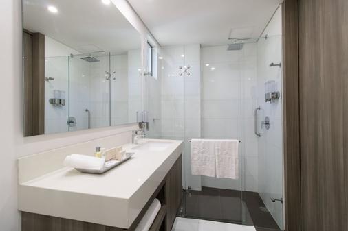 Binn Hotel - Μεδεγίν - Μπάνιο
