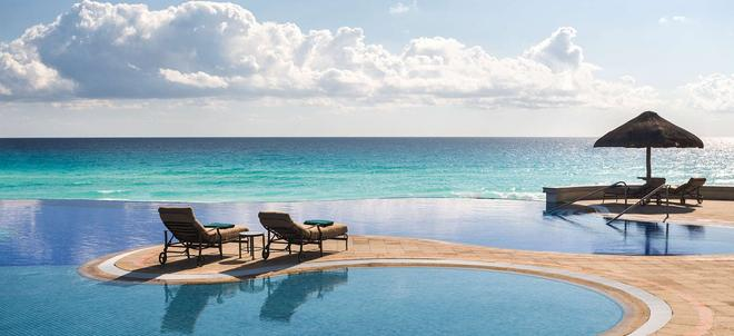 JW Marriott Cancun Resort & Spa - Cancún - Piscina