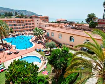Hotel Bahía Tropical - Альмуньекар - Здание