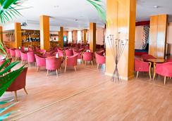 巴西亞熱帶酒店 - 阿爾穆涅卡爾 - 阿爾姆尼卡 - 餐廳
