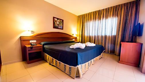 巴西亞熱帶酒店 - 阿爾穆涅卡爾 - 阿爾姆尼卡 - 臥室