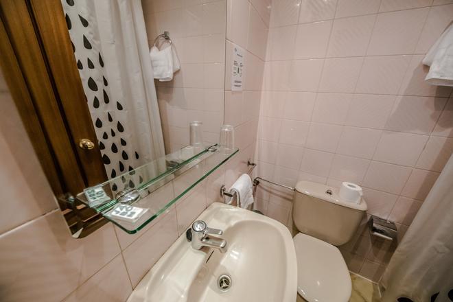 Hostal Alvi - Soria - Kylpyhuone