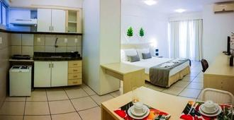 Terrazzo Ponta Negra Flat - Natal - Kitchen