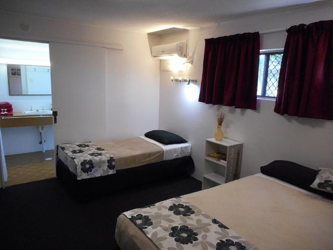 Siesta Villa Motel - Gladstone - Bedroom